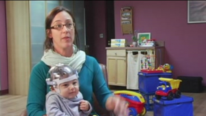KidCap cranial orthotics ortheses