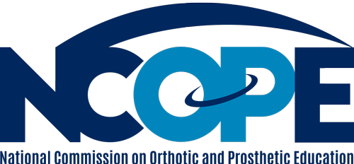 National Commission on Orthotic and Prosthetic Education logo