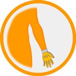 Hand Orthotic Upper Extremity Orthoses Brace image