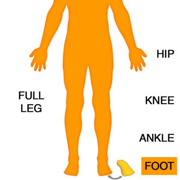 Leg Orthotics Lower Extremity Orthoses Foot Brace image