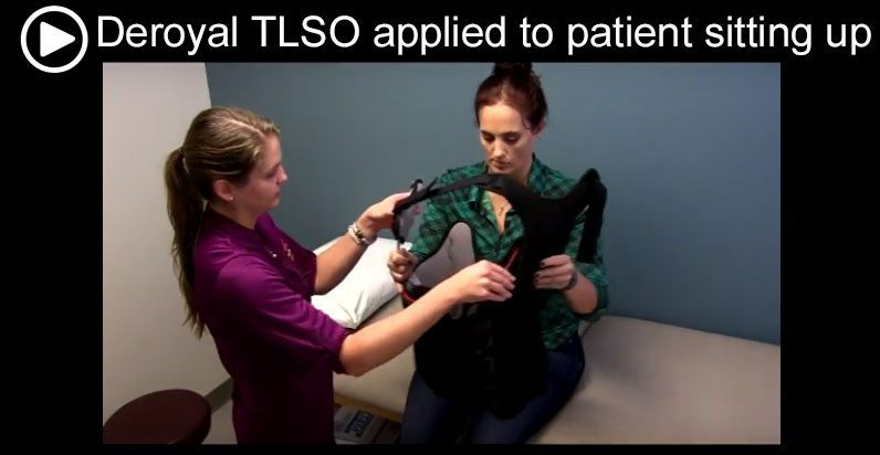 Deroyal TLSO applied to a patient sitting up v2