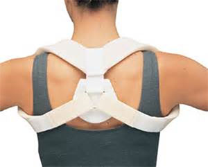 Infinite Technologies Orthotics Clavicle Support Brace orthoses