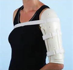 Infinite Technologies Orthotics Humeral Fracture Brace orthoses