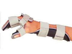 Infinite Technologies Orthotics resting wrist hand orthosis