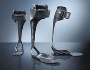 Ankle Foot Orthosis AFO Infinite Technologies Orthotics