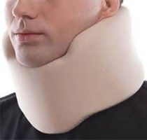 Cervical Soft Collar neck brace - Infinite Technologies Orthotics Orthoses