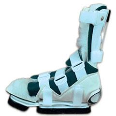 PRAFO Pressure Relief Ankle Foot Orthosis Infinite Technologies Orthotics