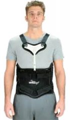 Thoracolumbosacral Orthosis Back Brace Thoracic Lumbar Infinite Technologies spinal orthotics